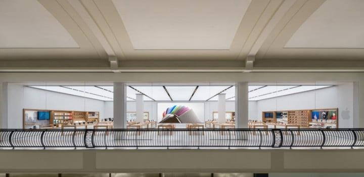 ¡Héroes! Clientes logran atrapar ladrones en una tienda de Apple