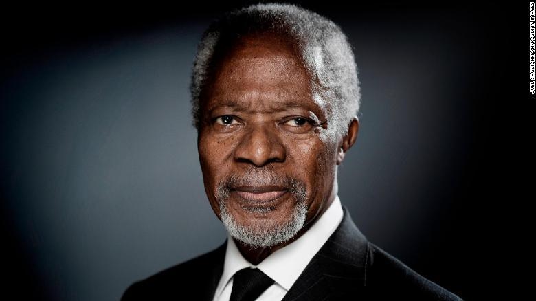 Photo of Muere el ex secretario general de la ONU Kofi Annan a los 80 años
