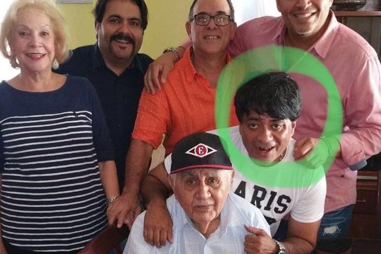 Photo of Muere hermano de Daniel Sarcos; te contamos