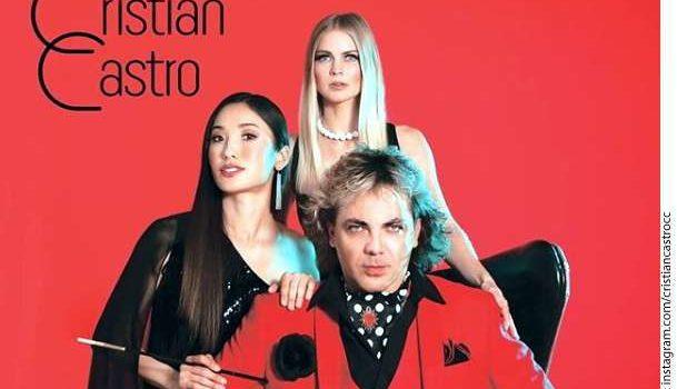 Cristian Castro homenajea a Juan Gabriel en su nuevo disco. El artista contó con el apoyo de la familia Aguilera Salas.