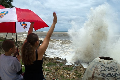 Photo of Tormenta tropical Ernesto no supone peligro para la República Dominicana