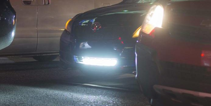 Agentes desmontarán luces LED a vehículos que circulen en las vías del territorio nacional