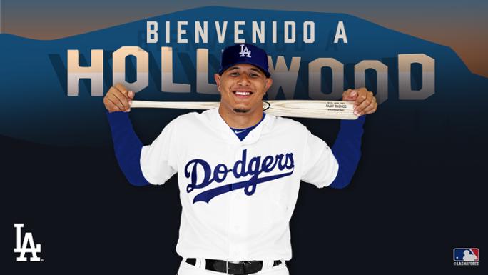 Photo of Machado conecta jonrón en triunfo de Dodgers