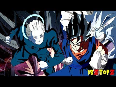 Dragon Ball Super Episode 132 (English Dub) Vegito vs The Grand Priest (Fan Animation)
