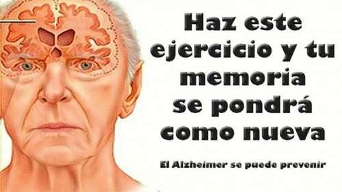 El alzheimer se puede prevenir.