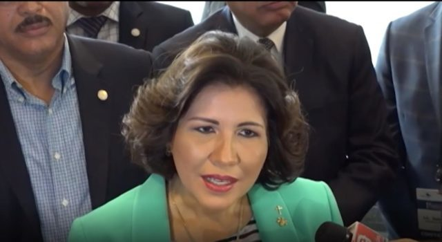 Margarita dice Tribunal Constitucional no puede ser parte de un pastel político