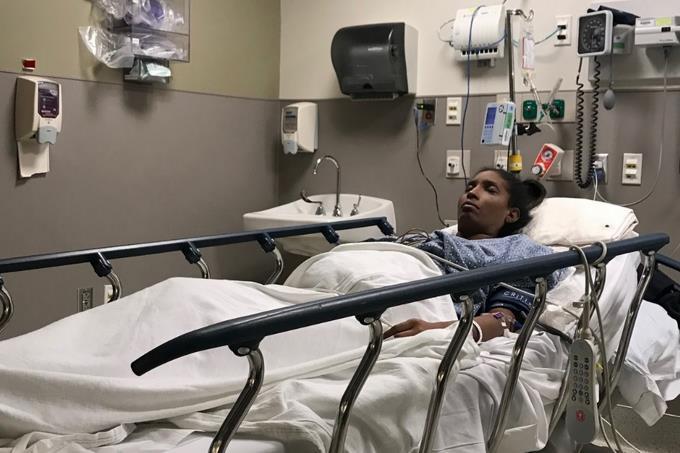 Dominicana ha recaudado 45 mil de 150 mil dólares para ser operada de cirrosis hepática