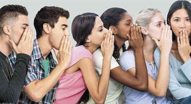 Photo of El chisme muere cuando llega al oído de la persona inteligente