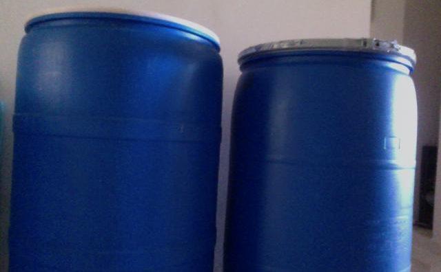 Photo of Hallan 18 paquetes de droga en tanque de comida que vino de EEUU