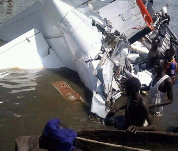 Mueren 17 personas en un accidente de avión en Sudán del Sur
