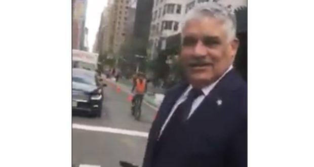 Photo of Dominicanos en New York le vociferan ladrón, corrupto y traidor a Miguel Vargas Maldonado