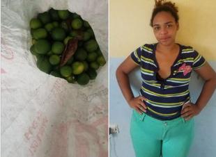Apresan mujer por robar 20 limones en colmado de Bonao, podria enfrentar de 3 meses a un año de carcel