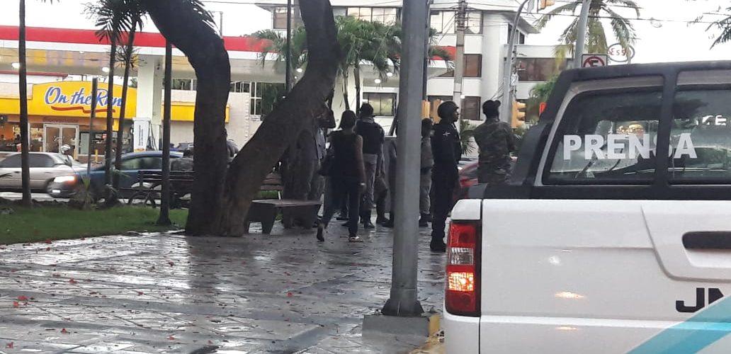 Las Lluvias Que Caen Sobre Distintos Puntos Del País Son Provocadas Por Una Vaguada