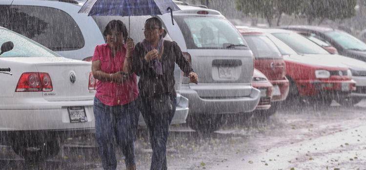 Tormenta tropical Kirk causa lluvias desde el mediodía en gran parte de RD