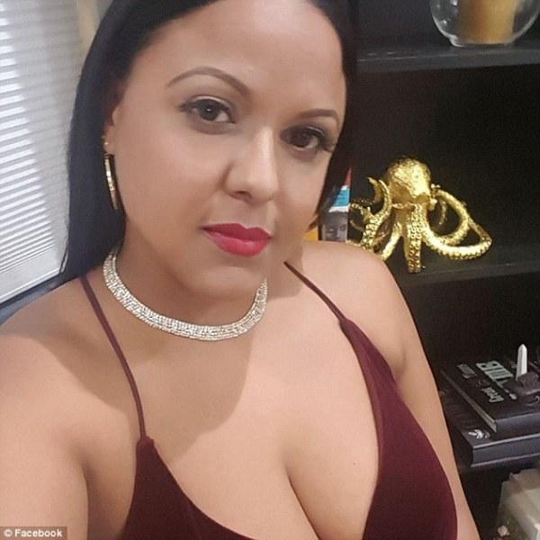 Photo of Tipo roba vestido de novia a dominicana una semana antes de casarse