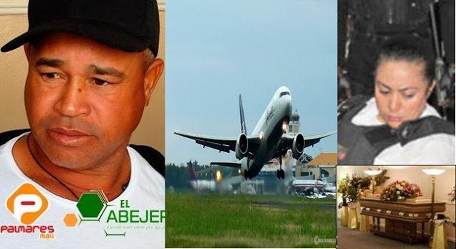Padre de Emely Viejara a EE.UU a Confirmar la Muerte de Marlin Martinez.
