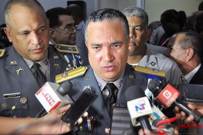 Policía Nacional realiza cambios a nivel nacional