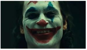 Photo of Joaquin Phoenix maquillado como el 'Joker'
