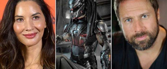 """La escena que debieron cortar en """"The Predator"""" por el tenebroso descubrimiento de Olivia Munn"""