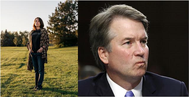 Una boricua emerge como la presunta segunda víctima de juez nominado por Trump a la Corte Suprema