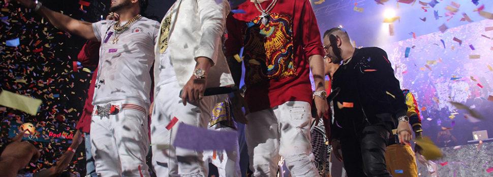 """""""El Alfa"""" revela que tras concierto le han llegado grandes ofertas internacionales"""