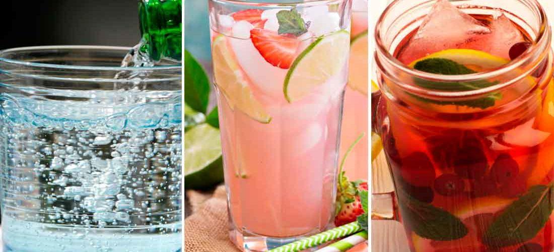 10 ricas bebidas para dejar de tomar refrescos