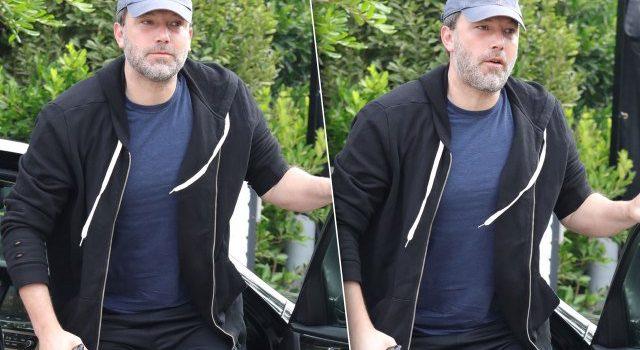 """Picotean por ahí!. El actor Ben Affleck no se toma en serio su rehabilitación. Una fuente dice """"No ha sido cooperativo en absoluto""""."""