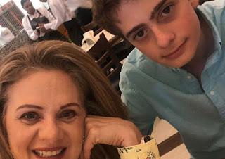 La actriz Érika Buenfil revela que su hijo de 13 años sigue sin conocer a su padre. Nunca fue reconocido por Ernesto Zedillo Jr.