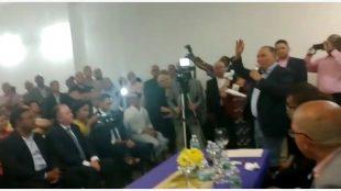 Photo of Radhames Jiménez, Juramenta Sector Externo que apoya la candidatura presidencial de Leonel Fernández en Madrid España