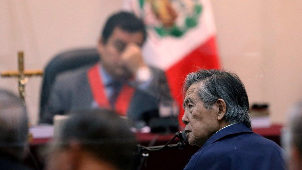 Photo of Las razones de la justicia de Perú ordenó capturar al expresidente