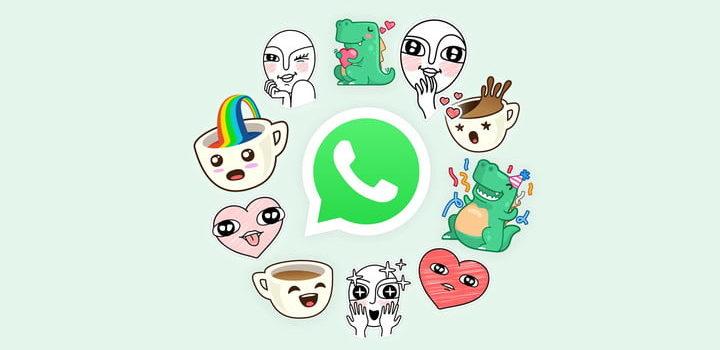 Tarde pero seguro: ¡Por fin puedes enviar stickers por WhatsApp!