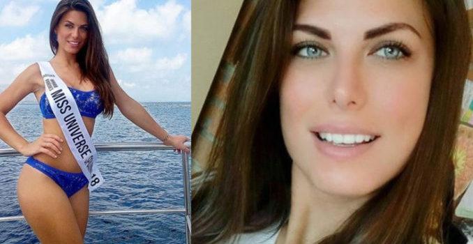 Ella es Miriam Paredes, la virreina de España que perdió con la trans Ángela Ponce
