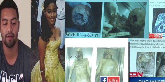 Photo of Presentan imágenes nunca antes vistas de la autopsía al cuerpo de Emely Peguero