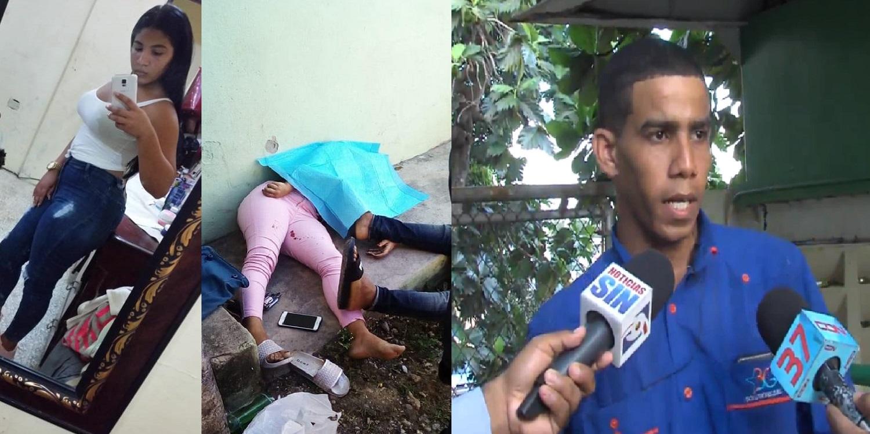 Photo of Hermano de la joven ultimada por expareja dice que este quería averiguar la clave de su teléfono, mira lo que buscaba.