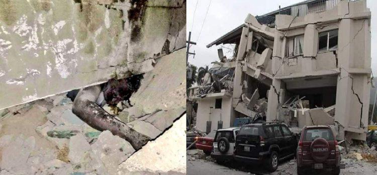 Al menos 11 muertos y 100 heridos en Haití tras un terremoto de 5,9 grados.