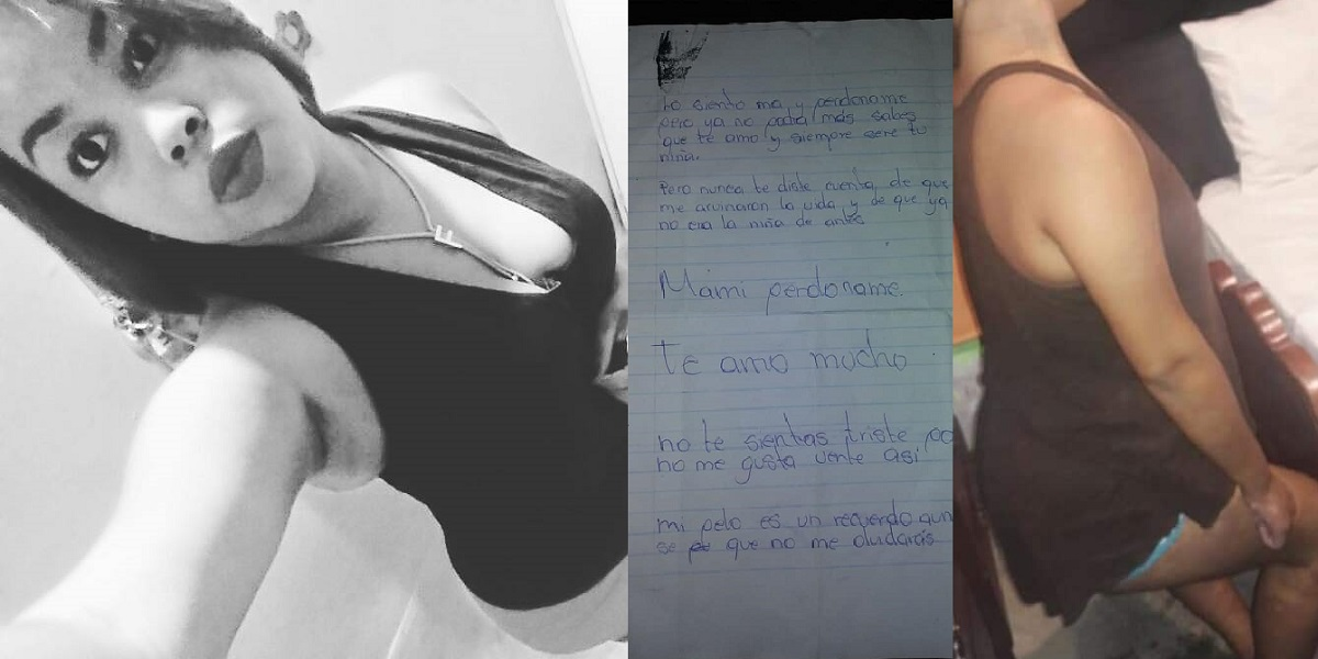 Photo of Joven de 18 años se quita la vida y deja una carta, cuando averiguaron, la razón para cometer el hecho rompe el corazón…