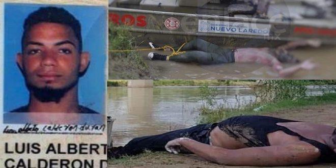 Photo of Encuentran ahogados a dos dominicanos en el río Bravo, México; trataban de cruzar a EEUU.