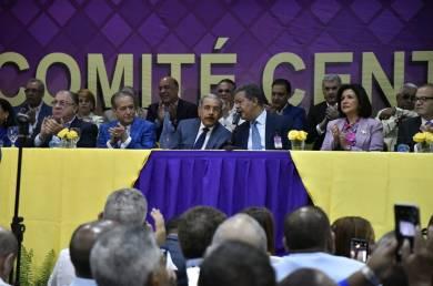 Comité Central del PLD aprueba primarias abiertas para escoger candidato presidencial