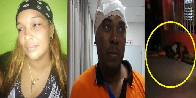 Muere la mujer que fue baleada por su expareja y el hombre explicando por qué la mató, acaba con ella….