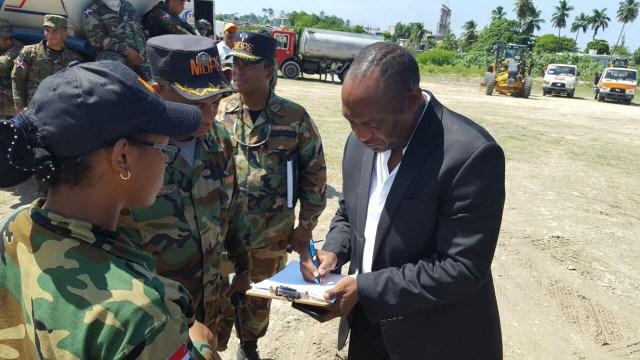 Congresistas haitianos dan 24 horas a militares dominicanos para salir de su territorio