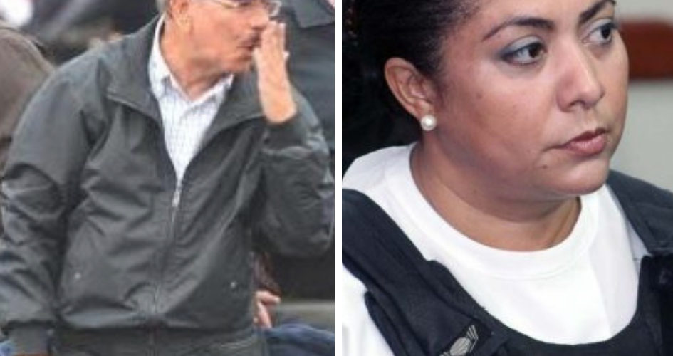 Marlin Martinez trabajo para la reelección de Danilo Medina y este la nombro subdirectora de pasaportes
