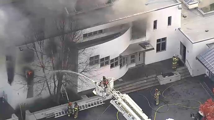 Photo of NUEVA JERSEY: Encuentran cuatro cadáveres en una mansión incendiada