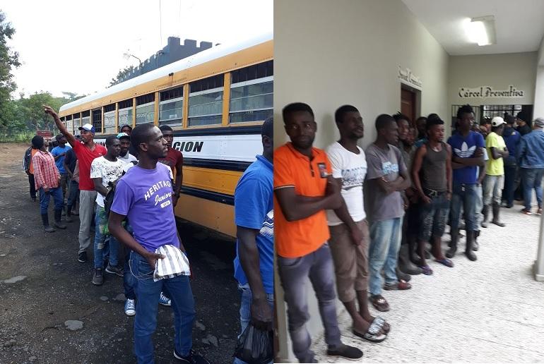 Photo of La DGM detuvo a 927 extranjeros ilegales en 6 provincias de la RD
