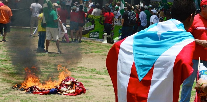 Photo of Intentan 'quemar viva' a dominicana en Puerto Rico