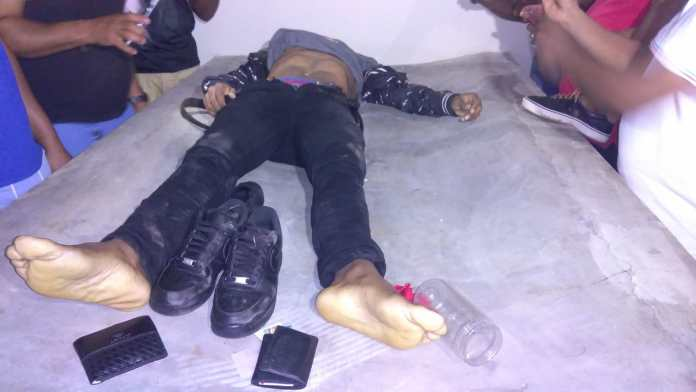 Photo of Muere hombre durante supuesto enfrentamiento con policías