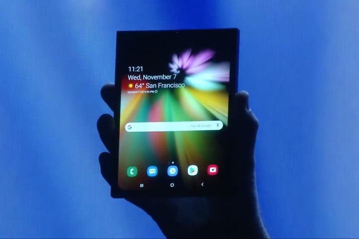 Photo of Todo lo que sabemos sobre el Samsung Galaxy con pantalla plegable