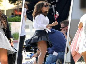 Photo of 14 descuidos de actrices que lo mostraron todo frente a las cámaras