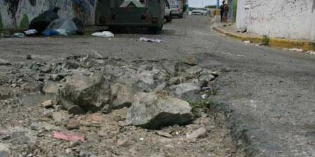 Photo of Arreglo de calles en total deterioro es principal reto de las autoridades en próximo 2019