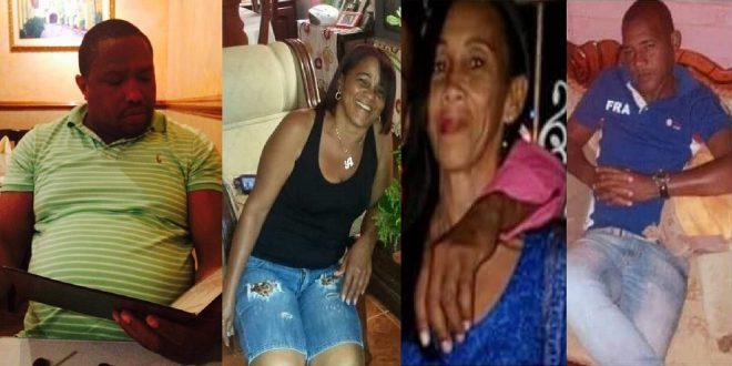 Photo of Identifican las cuatro personas ultimadas en San Antonio de Guerra.