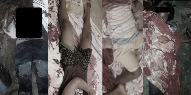 Photo of Hombre le quita la vida a su pareja, sus dos hijos y se quita la vida.
